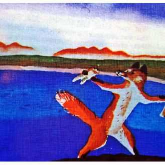 Afbeelding uit het boek: Sprookjes uit de Sovjet-Unie