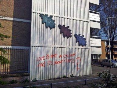 gaffiti flat