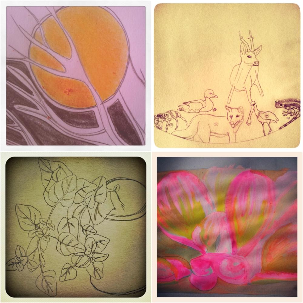 tekeningetjes