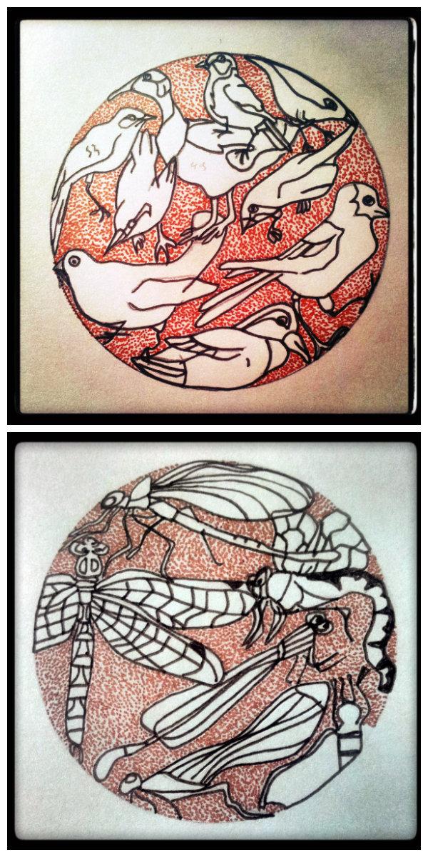 collage dierenbollen