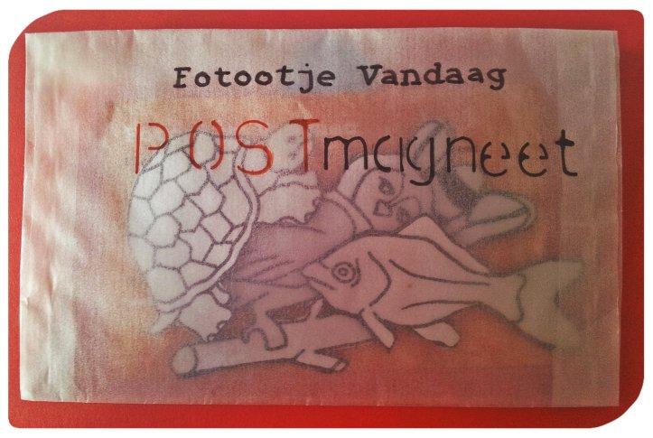 post magneet