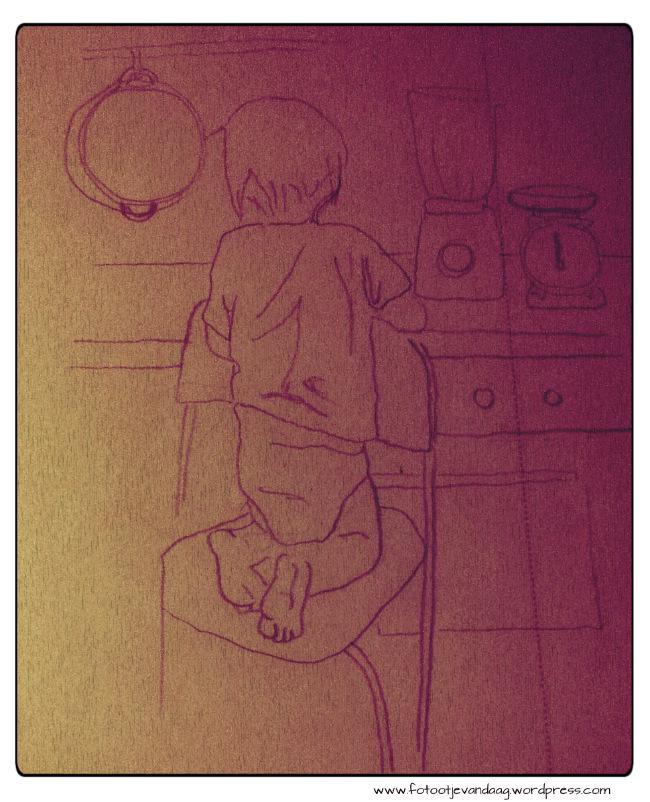 keuken peuter