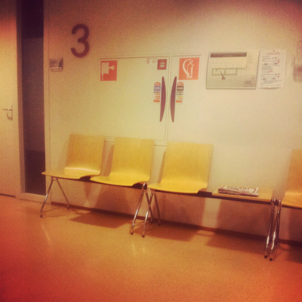wachtkamer