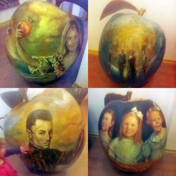 appeltjesvanoranje