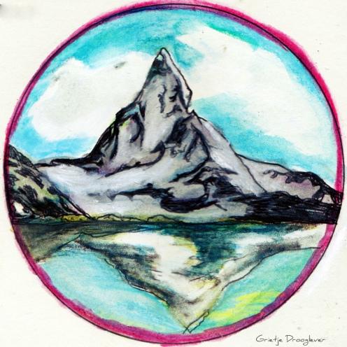 Weektekening 3, De Matterhorn